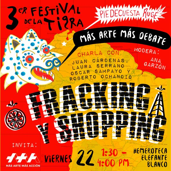 Fracking y Shopping